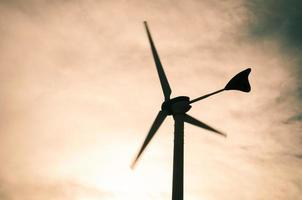 windturbines foto
