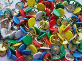 tekening pin illustratie foto