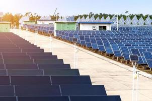 fotovoltaïsche cellen foto