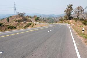 wegen op het platteland van ontwikkelingslanden