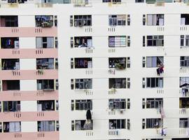 hong kong appartementen foto