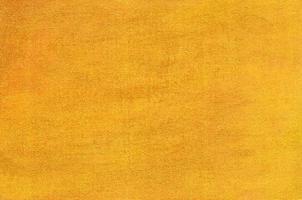 geel geschilderde muur foto