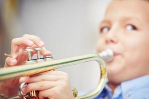 kleine trompettist