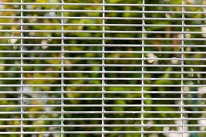 brc type hek textuur met greenaries achtergrond foto