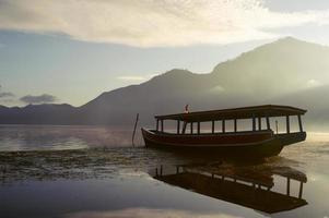 traditionele vissersboot 3 foto