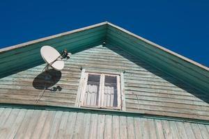 huis detail foto