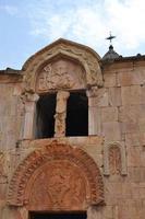 noravank klooster in Armenië foto