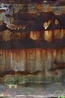 roestige metalen textuur foto
