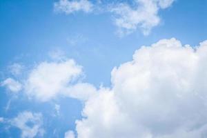 lucht zacht in Thailand foto