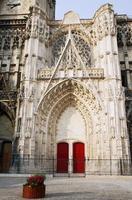 kathedraal van saint-pierre-et-saint-paul foto