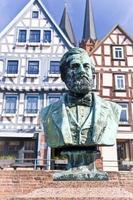 buste van Johann Philipp Reis foto