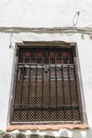 oude stad van granada foto