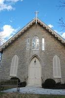 19e eeuwse kerk foto
