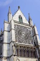 detail van de kathedraal foto