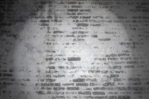 vintage bakstenen muur achtergrond en texturen foto