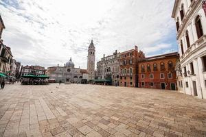 santa maria formosa, venezia, vento, italia foto