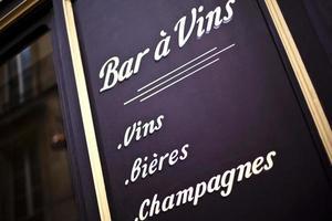 wijnbar foto