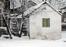 kleinste huis foto
