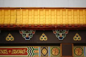 Chinees restaurant foto