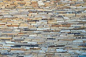 textuur van zandsteen vooraanzicht foto