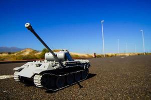 Russische tank foto