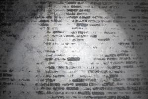 vintage bakstenen muur achtergrond en texturen