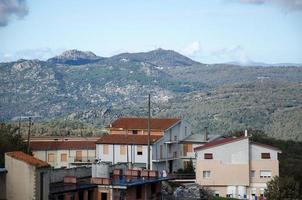 muurschilderingen muurschildering in fonni, sardinië, italië foto