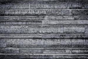 grijze stenen muur textuur foto