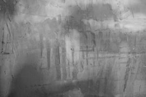 achtergronden collectie - grijze gips muur foto