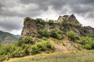 akhtala klooster foto