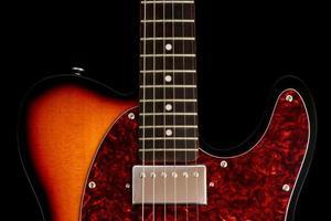 elektrische gitaar foto