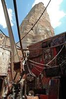 bazaar in Cappadocië, Turkije