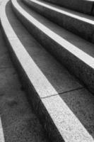 architectonisch ontwerp van trappen foto