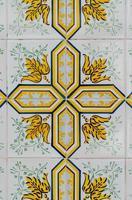 vintage Spaanse tegels foto