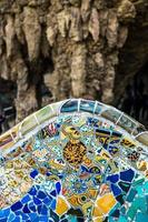 park guell foto