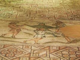 Romeinse mozaïeken, Ravenna, Italië foto