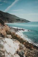 waterlichaam dichtbij strand