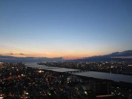 stadsgezicht foto