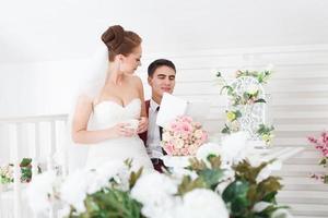 getrouwd foto