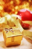 kerstcadeau foto