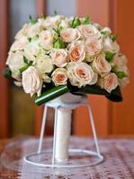 boeket rozen foto