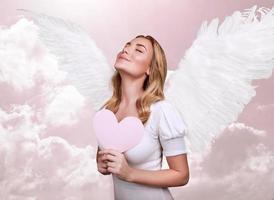 Engel van liefde foto