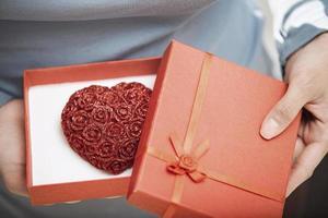 geschenk van liefde foto
