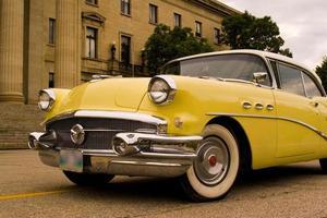 klassieke auto foto
