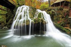 bigar waterval, roemenië foto