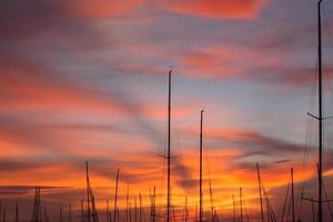 oceaan jachthaven jachtclub foto