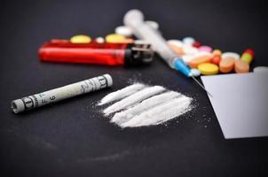 witte drug foto