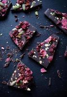 handgemaakte chocolade foto