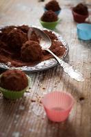chocolade pralines foto