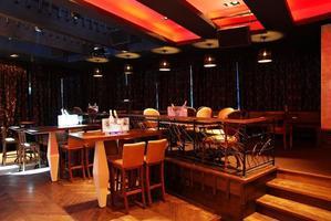nachtclub interieur foto